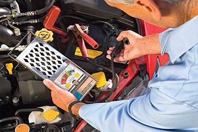 روش های درست نگهداری از باتری ماشین