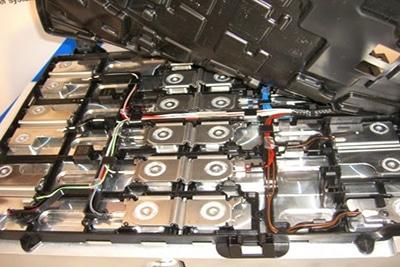 دریافت محموله های جدید باتری خودرو
