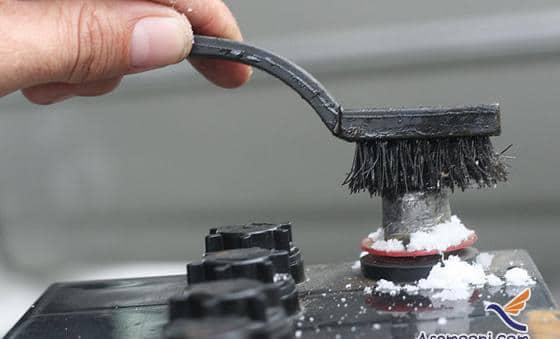 پیشگیری از سولفاته شدن باتری خودرو