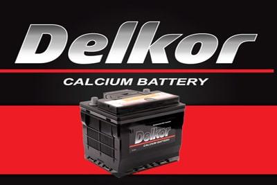 محصولات باتری خودرو برند دلکور کره