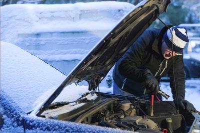 تاثیر گرما و سرمای شدید بر باطری ماشین