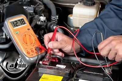 ابزارهای جانبی مورد نیاز پس از خرید و یا تعویض باتری ماشین