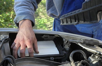 زمان تعویض فیلتر هوای خودرو