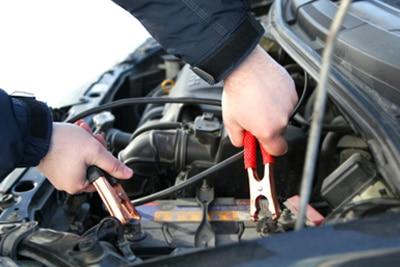 شارژ باتری ماشین