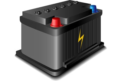 ساخت باتری فعال از یک باطری غیرفعال