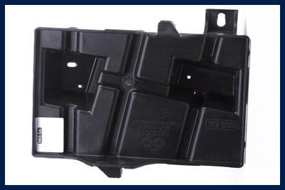 طریقه نصب سینی زیر باتری خودرو پراید و 206