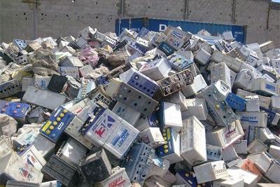 بازیافت باطری ماشین
