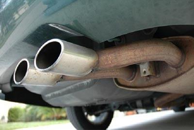 دلایل ایجاد بوی بد در اگزوز ماشین
