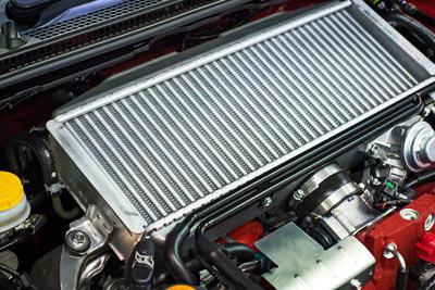 استفاده بهینه از رادیاتور خودرو