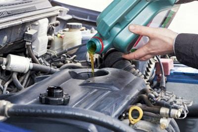 تشخیص زمان تعویض روغن موتور ماشین