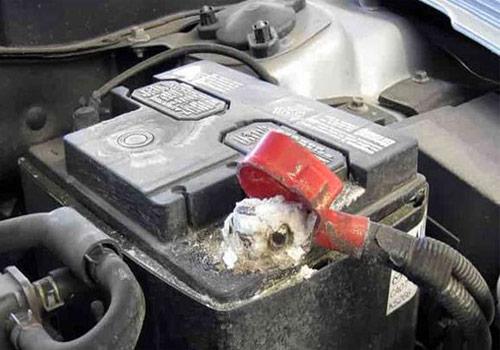 علت خراب شدن باطری ماشین