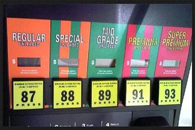 اختلاف بنزین سوپر با بنزین معمولی