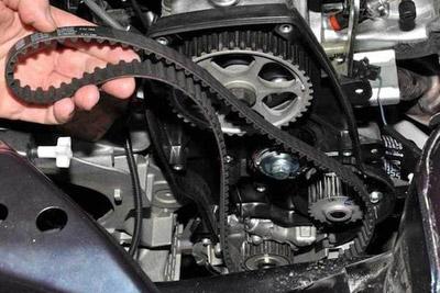 مشخصات و ویژگی های تسمه تایم خودرو و تعویض آن